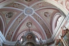 cerkev-sv-jurija-strop-kapele